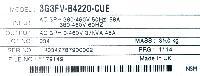 Omron 3G3FV-B4220-CUE image