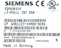 Siemens 6SN1123-1AA00-0CA1 image