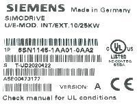 Siemens  6SN1145-1AA01-0AA2
