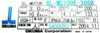 Okuma BL-MC100E-30SB image
