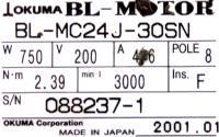 Okuma BL-MC24J-30SN image