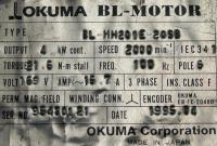 Okuma BL-MH201E-20SB image