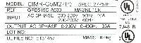 Yaskawa CIMR-G5M27P5 image