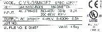 Yaskawa CIMR-G5M43P7 image