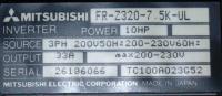 Mitsubishi FR-Z320-7.5K-UL image