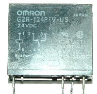 Omron  G2R-124P-V-US-24VDC