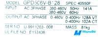 Magnetek GPD506V-B128 image