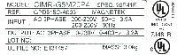 Magnetek GPD515C-A003 image