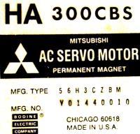 Mitsubishi  HA300CB-S