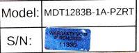 Totoku Electric MDT1283B-1A-PZRT image
