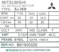 Mitsubishi SJ-26B image