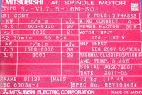 Mitsubishi SJ-VL7.5-16M-S01 image