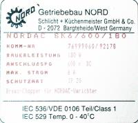 Nord SK6-600-180 image