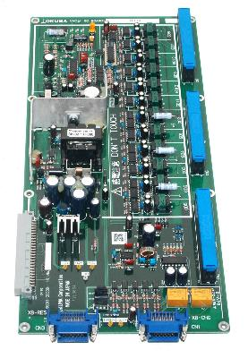 New Refurbished Exchange Repair  Okuma Drives-DC Servo-Spindle-PCB 06011-20030 Precision Zone