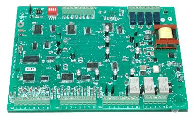 New Refurbished Exchange Repair  Saftronics Inverter-PCB 106714402D Precision Zone