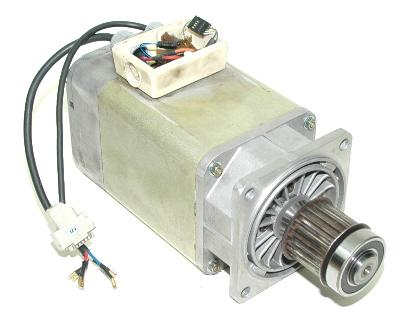 New Refurbished Exchange Repair  Siemens Motors-AC Servo 1FT5072-0AC01-9-Z Precision Zone