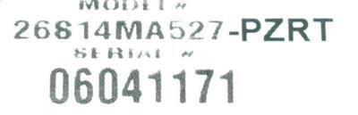 New Refurbished Exchange Repair  Teleline Canada Retrofit 26814MA527-PZRT Precision Zone