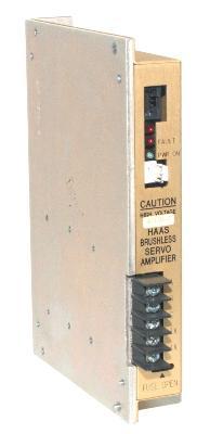 New Refurbished Exchange Repair  HAAS Drives-AC Servo 4015H-G Precision Zone