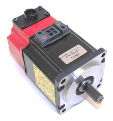 New Refurbished Exchange Repair  Fanuc Motors-AC Servo A06B-0115-B075-0008 Precision Zone