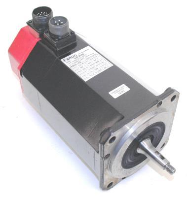 New Refurbished Exchange Repair  Fanuc Motors-AC Servo A06B-0127-B075 Precision Zone