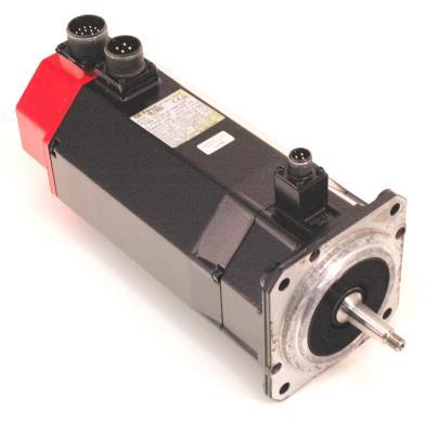New Refurbished Exchange Repair  Fanuc Motors-AC Servo A06B-0128-B176-7000 Precision Zone