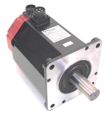 New Refurbished Exchange Repair  Fanuc Motors-AC Servo A06B-0142-B075 Precision Zone