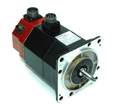 New Refurbished Exchange Repair  Fanuc Motors-AC Servo A06B-0346-B255 Precision Zone