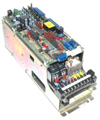 New Refurbished Exchange Repair  Fanuc Drives-AC Servo A06B-6050-H104 Precision Zone