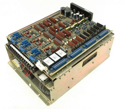 New Refurbished Exchange Repair  Fanuc Drives-AC Servo A06B-6050-H401 Precision Zone