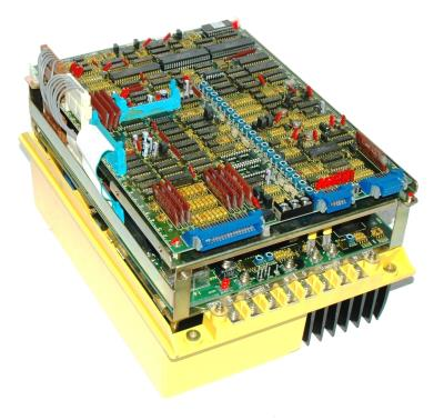 New Refurbished Exchange Repair  Fanuc Drives-AC Spindle A06B-6052-H004 Precision Zone