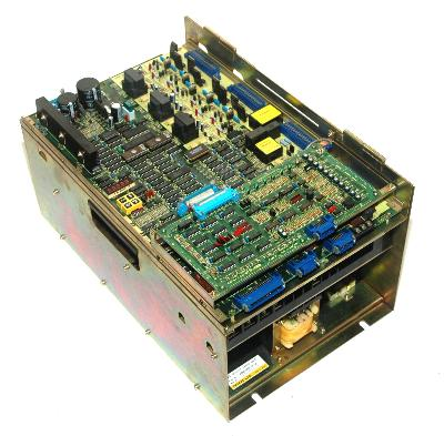 New Refurbished Exchange Repair  Fanuc Drives-AC Spindle A06B-6055-H106 Precision Zone