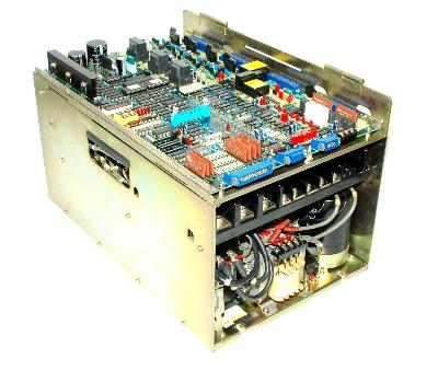 New Refurbished Exchange Repair  Fanuc Drives-AC Spindle A06B-6055-H112 Precision Zone