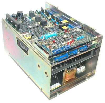 New Refurbished Exchange Repair  Fanuc Drives-AC Spindle A06B-6055-H203 Precision Zone