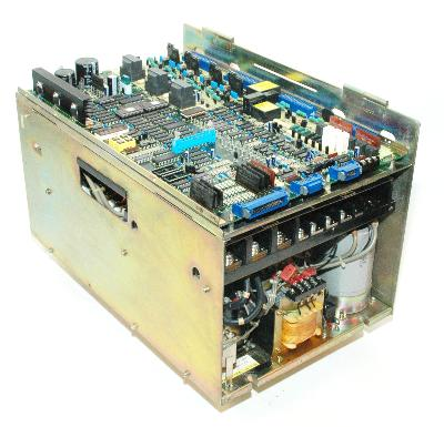 New Refurbished Exchange Repair  Fanuc Drives-AC Spindle A06B-6055-H212 Precision Zone