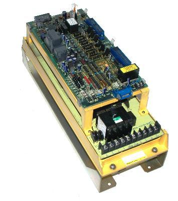 New Refurbished Exchange Repair  Fanuc Drives-AC Servo A06B-6058-H004 Precision Zone
