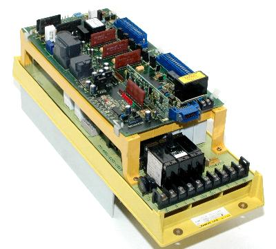 New Refurbished Exchange Repair  Fanuc Drives-AC Servo A06B-6058-H012 Precision Zone
