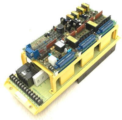 New Refurbished Exchange Repair  Fanuc Drives-AC Servo A06B-6058-H224 Precision Zone