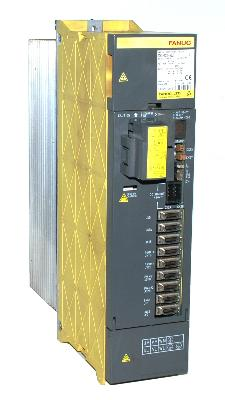 New Refurbished Exchange Repair  Fanuc Drives-AC Servo A06B-6079-H207 Precision Zone