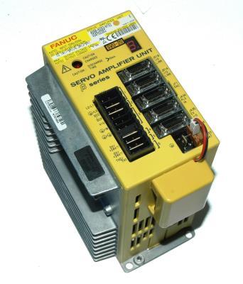 New Refurbished Exchange Repair  Fanuc Drives-AC Servo A06B-6093-H152 Precision Zone