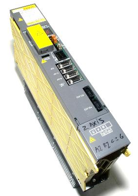 New Refurbished Exchange Repair  Fanuc Drives-AC Servo A06B-6096-H105 Precision Zone
