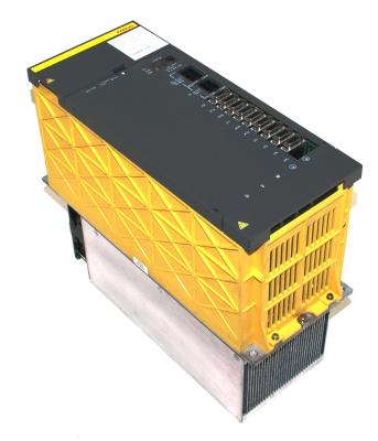 New Refurbished Exchange Repair  Fanuc Drives-AC Spindle A06B-6102-H222-H520 Precision Zone