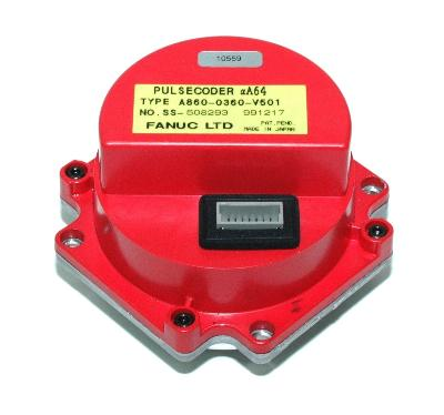 New Refurbished Exchange Repair  Fanuc Internal encoders A860-0360-V501 Precision Zone