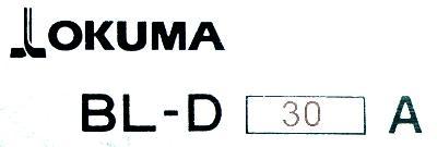 New Refurbished Exchange Repair  Okuma Drives-AC Servo BL-D30A Precision Zone