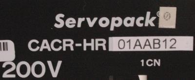 New Refurbished Exchange Repair  Yaskawa Drives-AC Servo CACR-HR01AAB12 Precision Zone