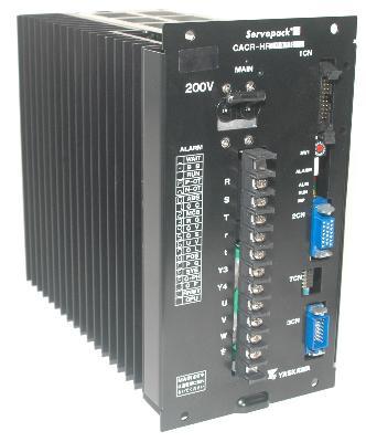 New Refurbished Exchange Repair  Yaskawa Drives-AC Servo CACR-HR10AAB Precision Zone