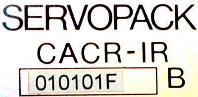 New Refurbished Exchange Repair  Yaskawa Drives-AC Servo CACR-IR010101FB Precision Zone