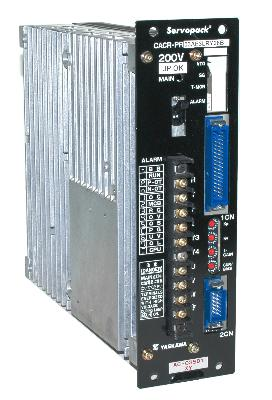 New Refurbished Exchange Repair  Yaskawa Drives-AC Servo CACR-PR03AE3LR-Y28B Precision Zone