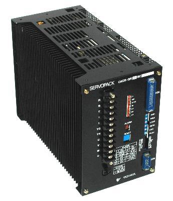 New Refurbished Exchange Repair  Yaskawa Drives-AC Servo CACR-SR10BC1AF Precision Zone