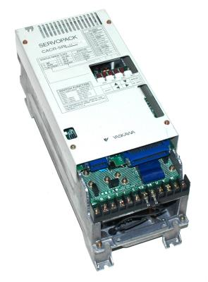New Refurbished Exchange Repair  Yaskawa Drives-AC Servo CACR-SR10BE12G-C Precision Zone
