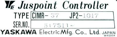 New Refurbished Exchange Repair  Yaskawa Inverter-Turret CIMR-37JP2-1017 Precision Zone
